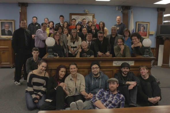 Principal photography of Justice Is Mind wraps on October 13, 2012.