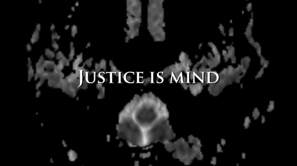 The official trailer for Justice Is Mind was released on January 10, 2013.