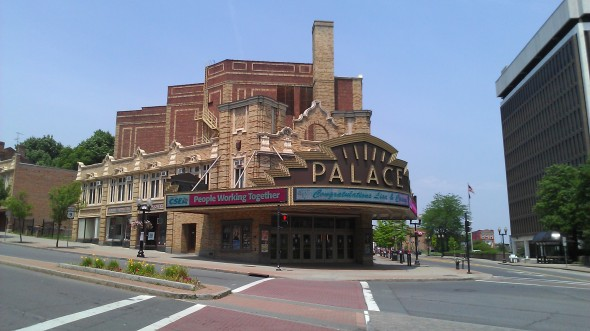The Palace Theatre in Albany, NY