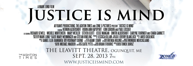 Justice Is Mind - The Leavitt - Blog