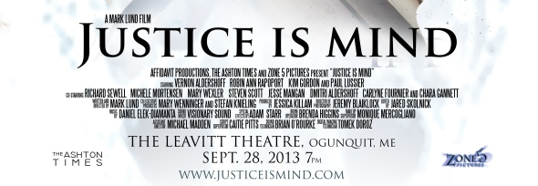Justice Is Mind - The Leavitt - Blog