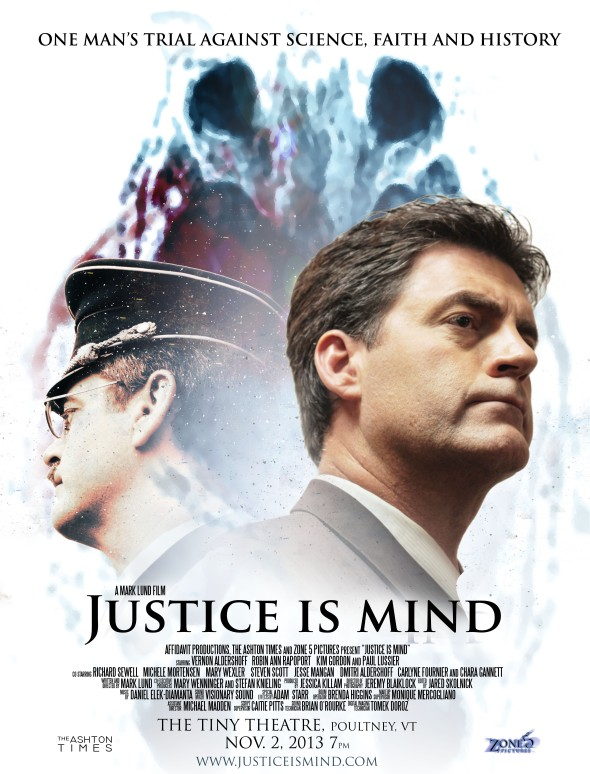 Justice Is Mind - The Tiny - November 2