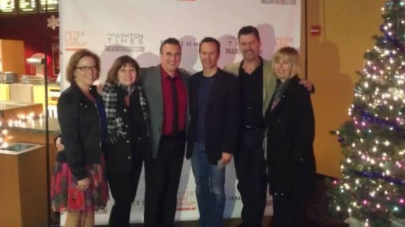 NH Premiere: Lynda Aramento, Mary Wexler, Paul Lussier, Mark Lund, Vernon Aldershoff and Michele Mortensen.