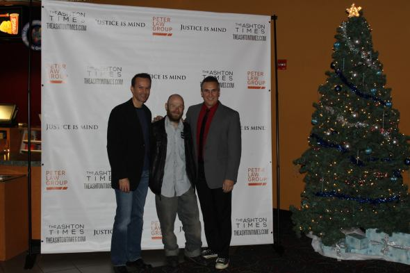 NH Premiere: With Jeremy Blaiklock the Director of Photography.