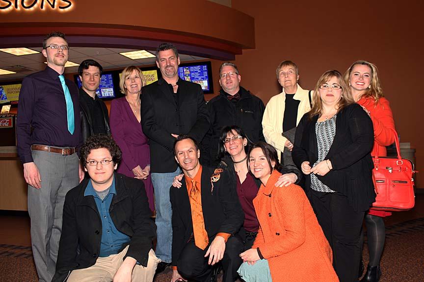 Screening Justice Is Mind at Cinemagic in Sturbridge, MA