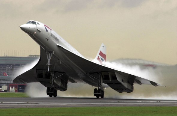 The Concorde returns to flight in SOS United States as the official state plane of the Prime Minister.