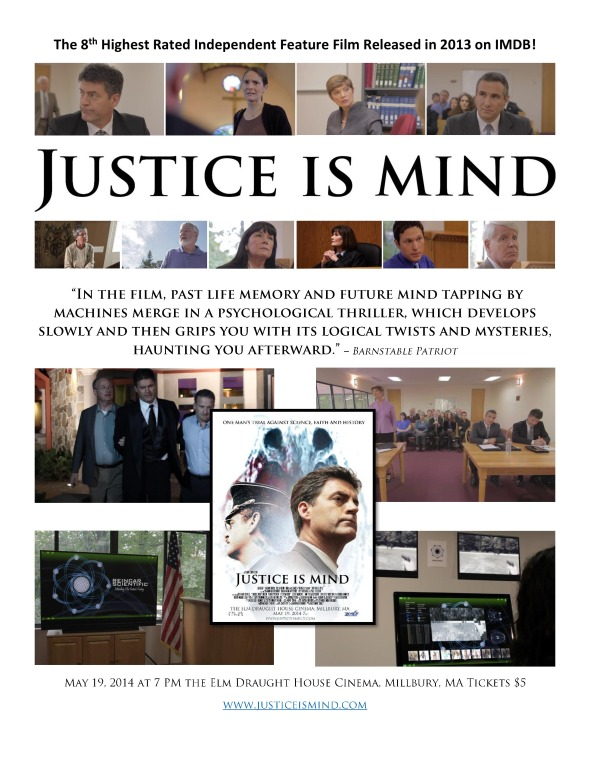 Justice Is Mind - May 19 screening