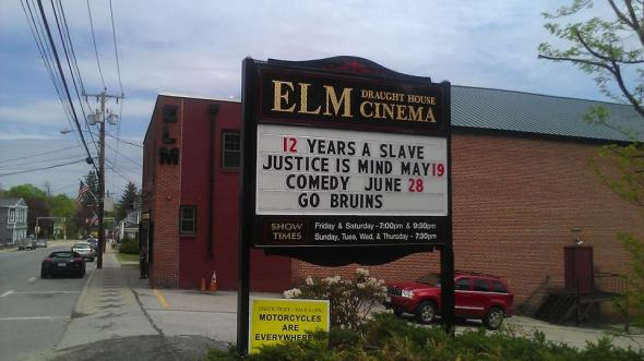 The Elm Marquee