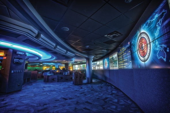 The National Security Agency plays a major part in SOS United States.