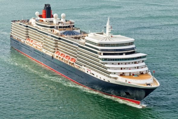 Justice Is Mind will have its international premiere on Cunard Line's Queen Elizabeth ocean liner on October 29, 2014.