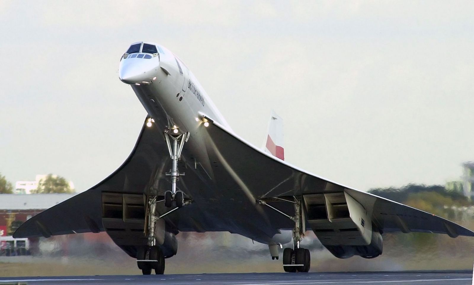 In SOS United States the Concorde returns.