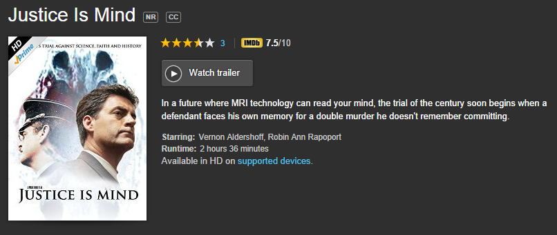 Amazon.com  Justice Is Mind