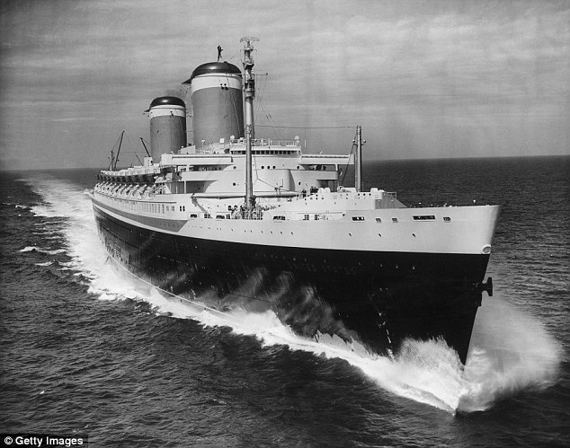 In SOS United States an ocean liner races across the Atlantic Ocean and with it the possibility of a nuclear device that pits the United States and United Kingdom on brink of war.