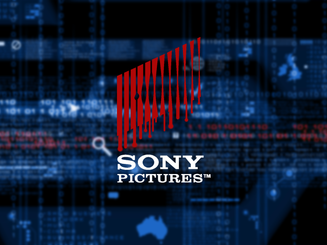 The cyber attack on Sony reflects the story in SOS United States when a similar attack takes out military satellites and the nation's power grid.