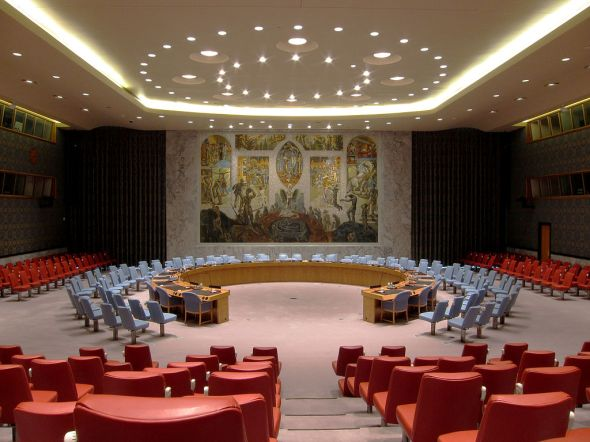 In First World, we learn that the United Nations Security Council has long known about an alien presence on Earth.