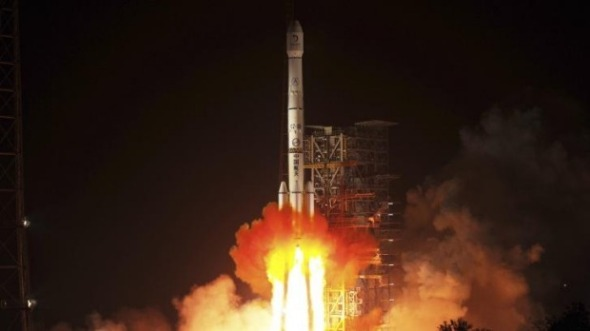 In line with First World, the Diplomat reported that China leads the space race.