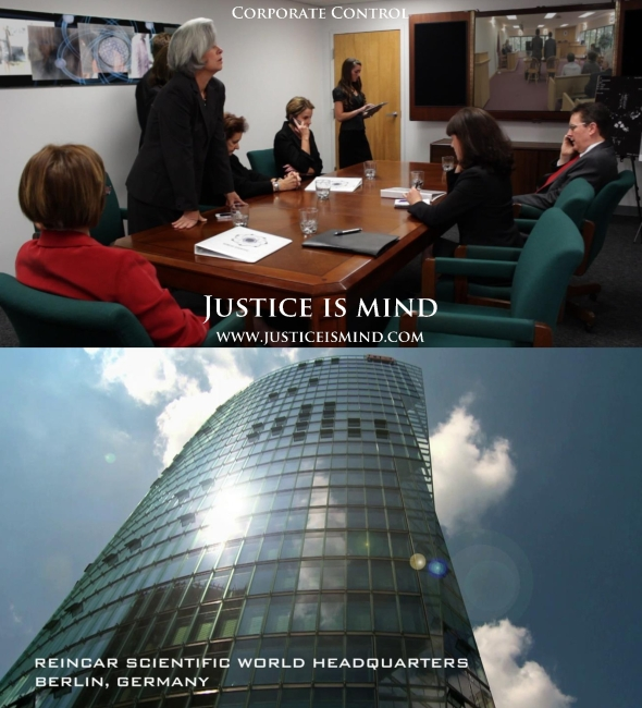 In the sequel to Justice Is Mind, the story centers around Reincar Scientific's involvement with the CIA.