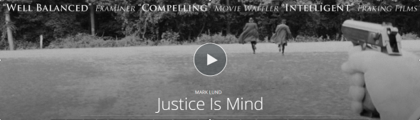 Justice Is Mind arrives on a new VOD platform on Thursday.