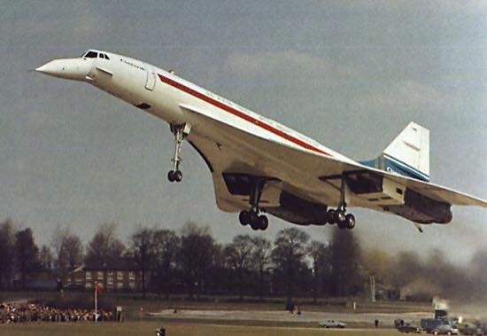 46 years ago this past week the first British Concorde took off. In SOS United States the Concorde returns to flight as Commonwealth One.
