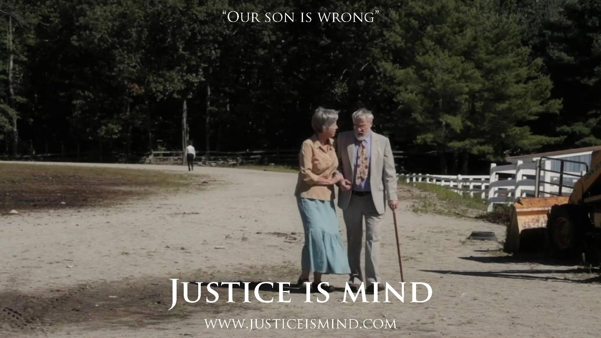 Michele Mortensen as Maria Miller in Justice Is Mind.