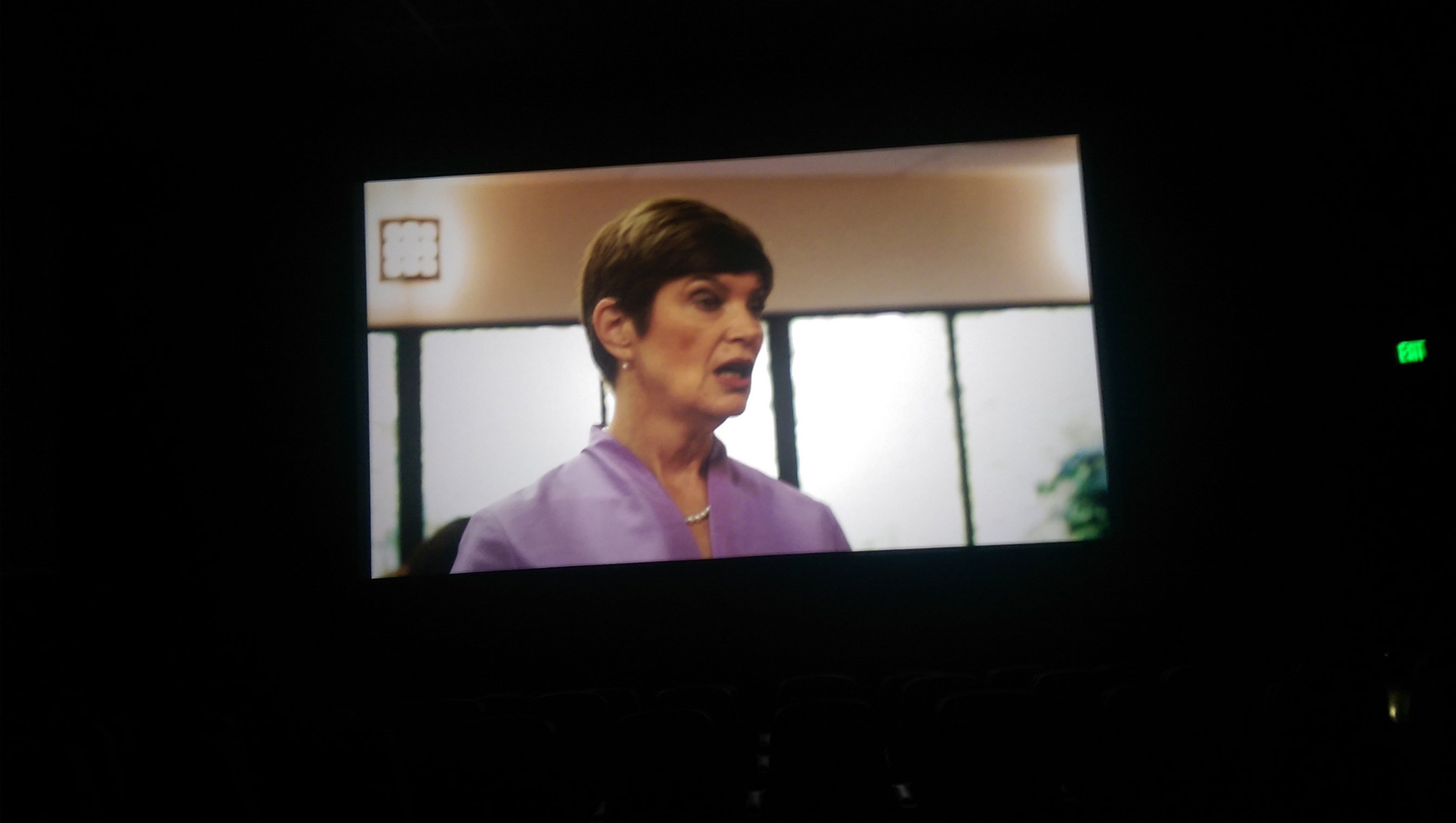 Kim Gordon as District Attorney Constance Smith.