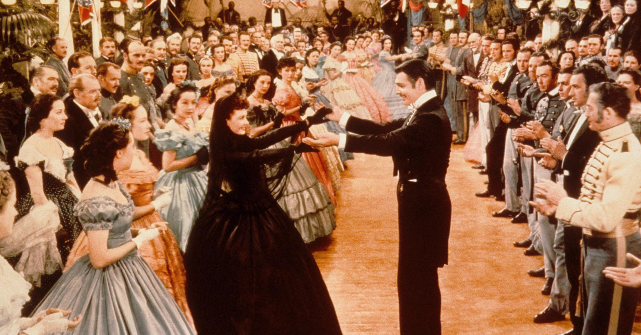 My favorite movie of all time - Gone With the Wind.