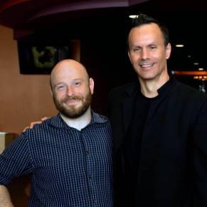 Jeremy Blaiklock and Mark Lund