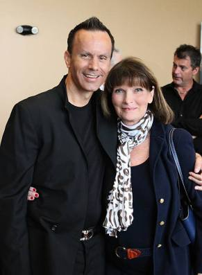 Mark Lund and Mary Wexler