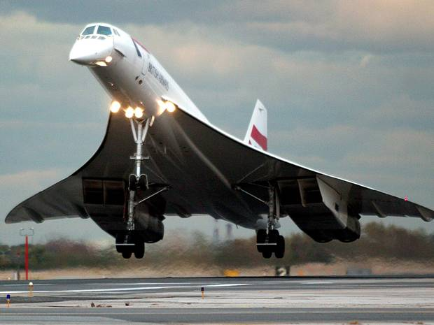 In SOS United States The Concorde returns to flight as Commonwealth One.