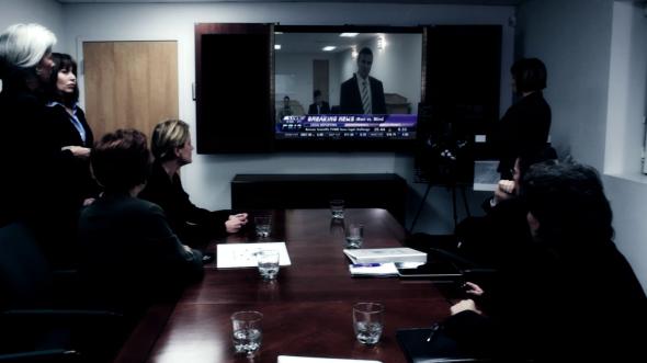 The Reincar Scientific boardroom in Justice Is Mind was set in Berlin, Germany.