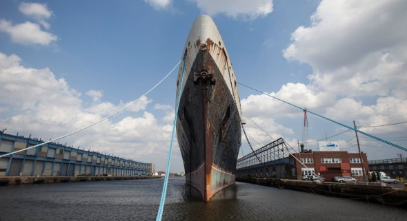 An outpouring of traditional and social media may save the SS United States.