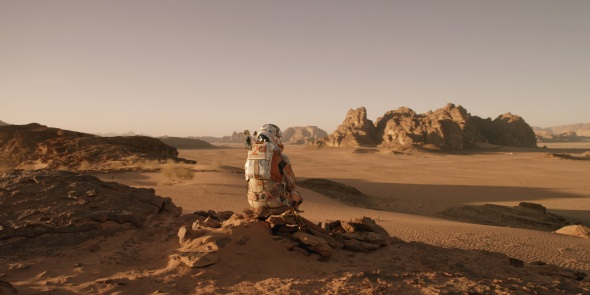 The Martian. A brilliant must see film.
