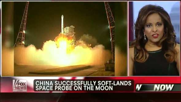 Just like in First Word, China continues its missions to the Moon.