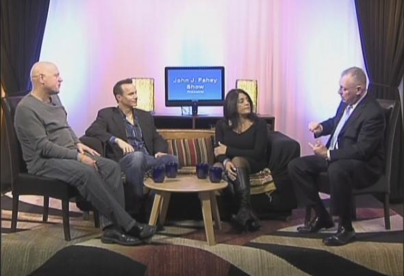 the John J. Fahey Show   co host  Jim Saya   1 8 2   YouTube