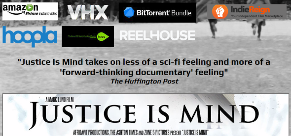 Justice Is Mind official movie website