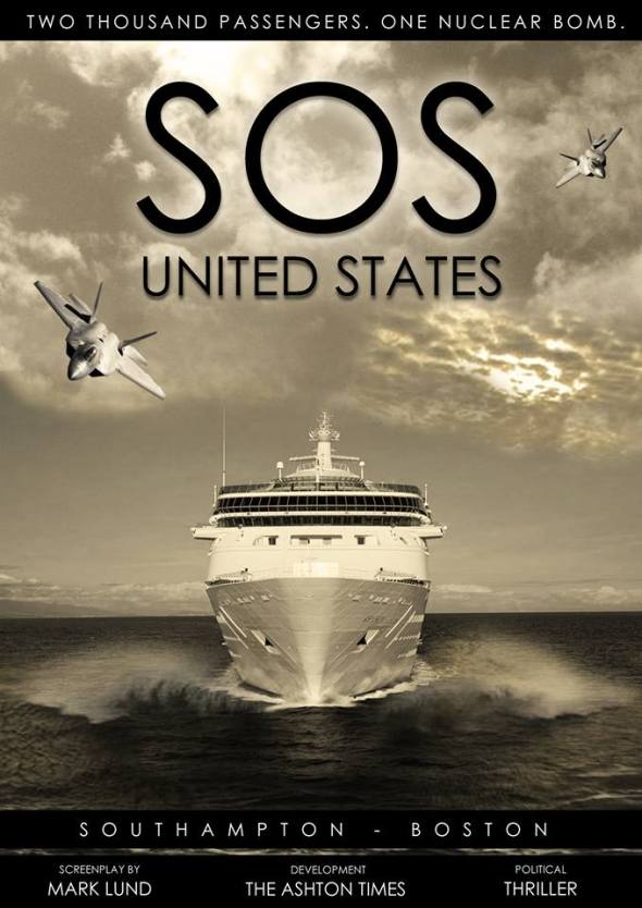 SOS United States - UK Poster