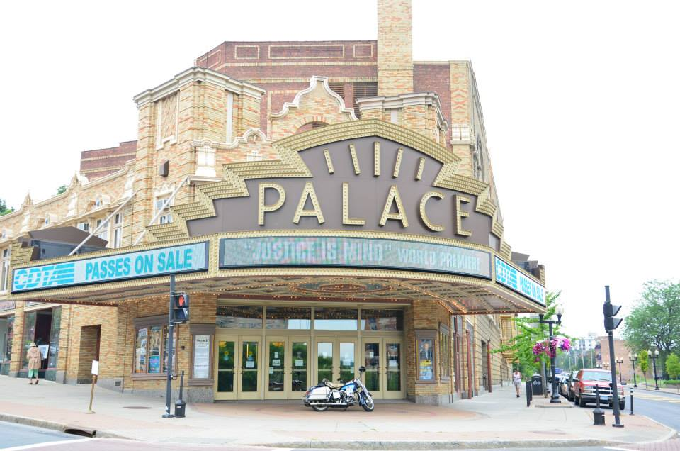 Justice the palace
