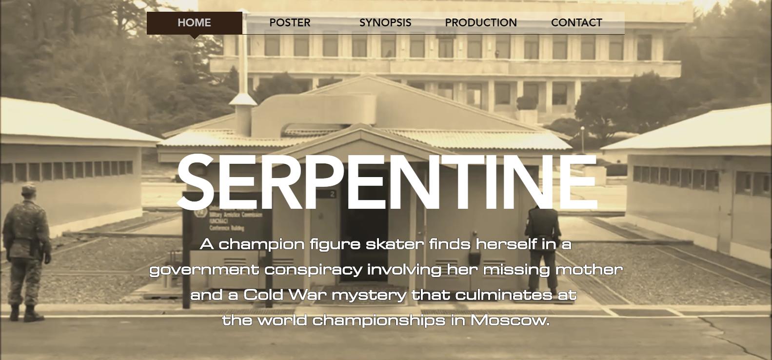 Serpentine Movie