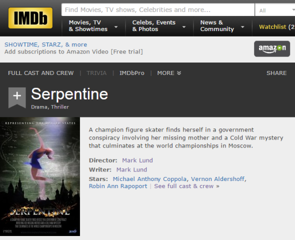 serpentine-imdb