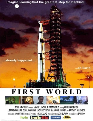 First World-Concept Poster
