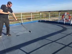 Restoration deck