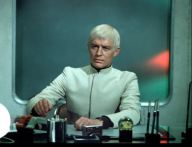 Ed Bishop as Commander Straker in U.F.O.