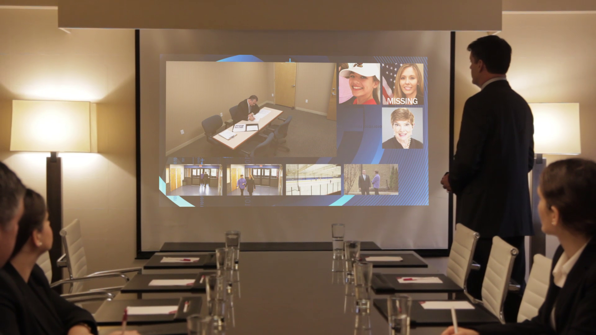 FBI Conference Room-Serpentine