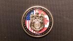 NCIS Coin