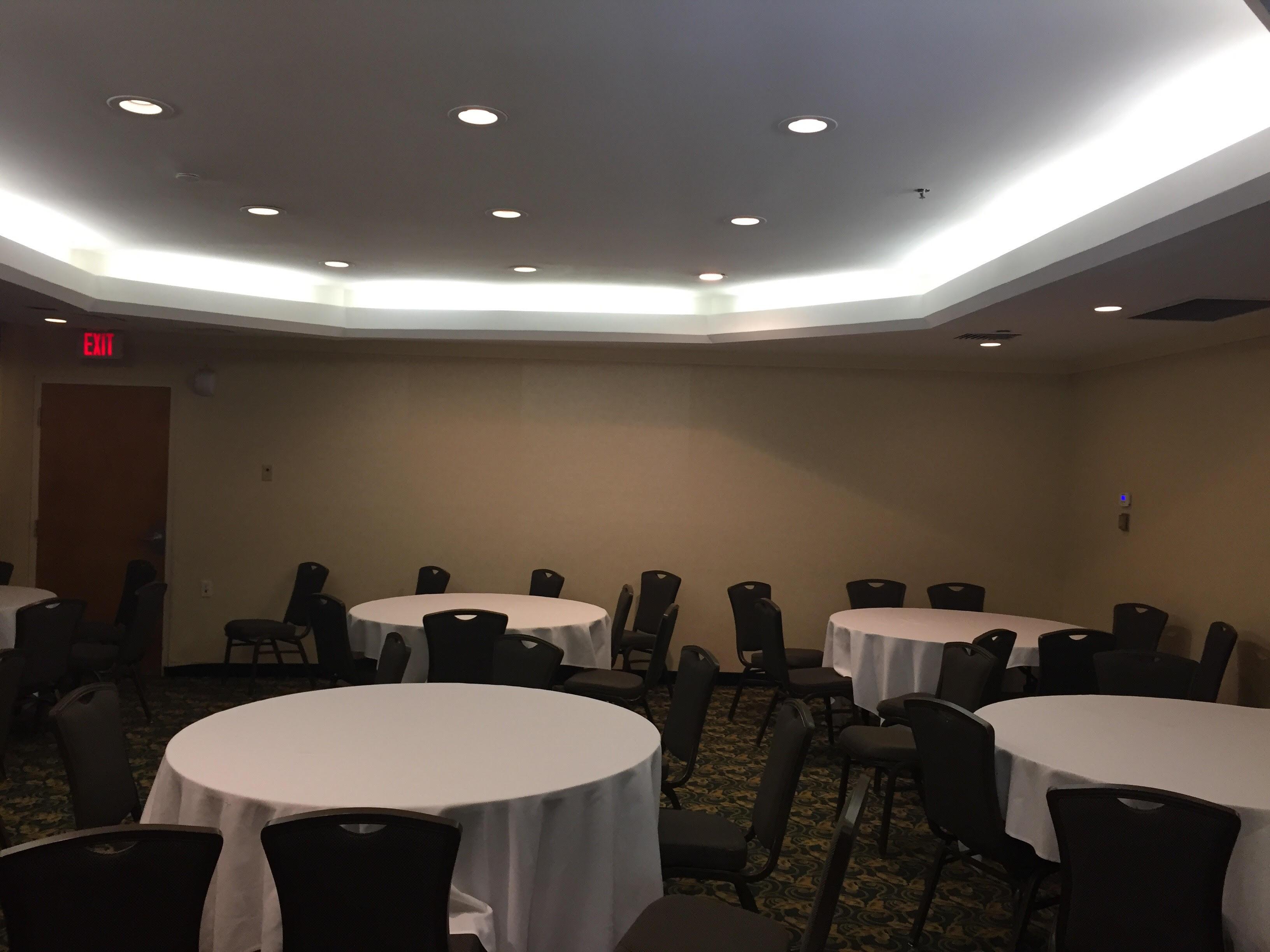 Radison Frost Room 1